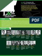 L&D Leadership Summit India 2016