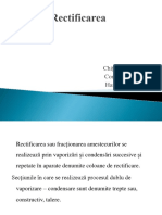 Rectificare
