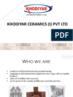 Brick Acid, Acid Resistant Tiles Ahmedabad