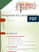 1-Pengantar K3 Lab