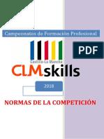 Normas de La Competición Clmskills 2018