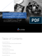 A Modern CFOs Guide to Finding the Right KPIs