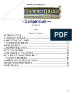 Warhammer Quest [Rules] Compendium Vol 2
