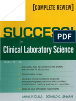 Success! in Clinical Laboratory Scince
