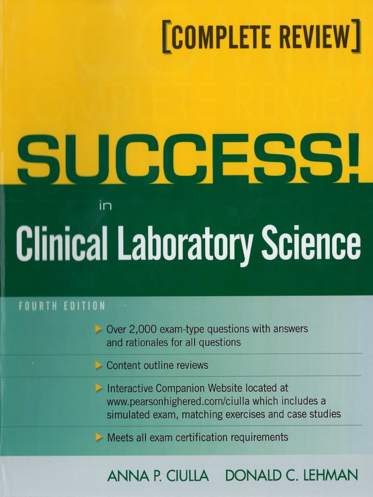 Success! in Clinical Laboratory Scince | Chromatography ...