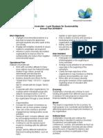 Action Plan 2010-2011