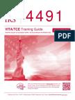 VITA-TCE Training Guide