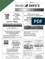 Chavornay Infos 27 août 2010