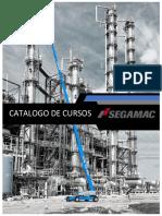 Catalogo de Entrenamiento Segamac 2017