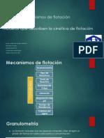 Cinética de La Flotación de Minerales