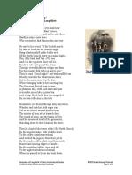 Poem Comprehension