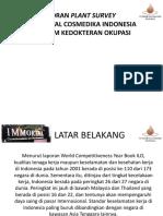 Laporan Plant Survey