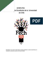 Estatutos de la Federación de Estudiantes de la Universidad de Chile