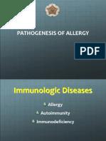Patogenesis Alergi Blok 20 Maret 2013