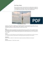 Viena Turnul Dunarii