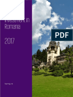 Investment in Romania 2017