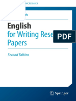 Adrian Wallwork (Auth.)-English for Writing Research Papers