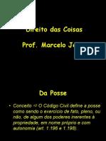 Direito Civil Coisas Juris Magistratura MP 2017