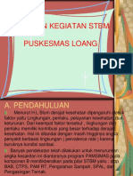 Laporan STBM 2014