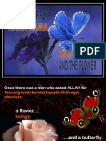 Butterfly and FlowMOTIVASI