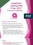 RMV Feedback Presentation Final Nov 2017