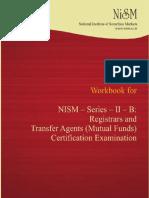 NISM AMFI (Mutual Fund) Exam Module