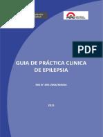 Guía de Práctica Clínica de Epilepsia 2015