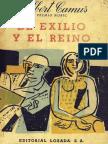 El exilio y el reino, A. Camus.pdf