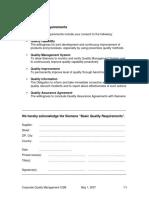 02 BQR Basic Quality Requirements