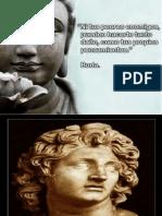 Personojanes importantes y sus ideas