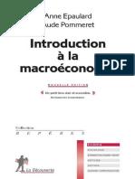 Introduction à La Macroéconomie