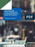 Curso de Installing and Configuring Windows Server.pdf