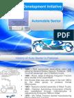 Auto Sector Presentation