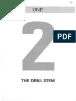 Unit-2 Chap-1 of 2_Drill Stem