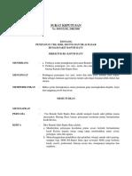 08 2008 SK Dir Ttg Penetapan Visi Misi Motto & Nilai Dasar RSBB