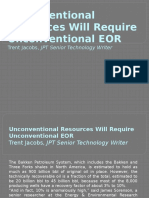 Unconventional Resources EOR