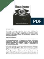 Heroquest Reglas Avanzadas.pdf