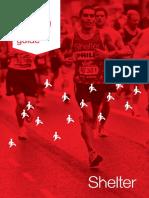 Running Training Guide - SHELTER