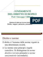 FDE (Prova Intermedia)