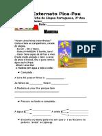 Texto (A Madeira).doc
