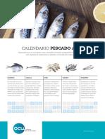Notireslacomida Calendario Pescado