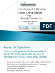 Report - Family Central - Focus Group Findings w Hispanic Group
