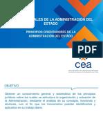 2.4.1 Principos Orientadores de La Administración Del Estado - AyT (Material Completo)
