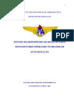 Introdução Ao Projeto de Aeronaves Mod-1