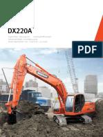 Doosan DX220A