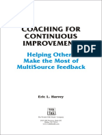 Coaching for Continuous Improvement 10
