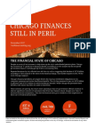 Financial State of Chicago 2-Pager