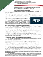 Interpretare Chestionar Pentru Identificarea Nevoilor de Formare Continua Personalului Didactic (1)