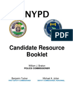 Candidate Resource Booklet