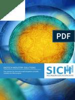 SICHH Biotech Brochure